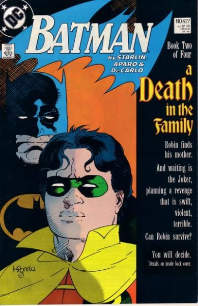 Batman #427