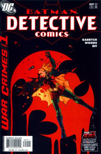 Detective Comics #809