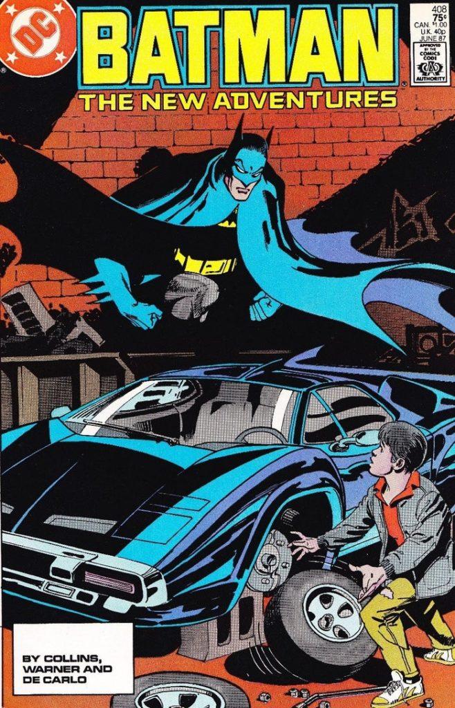 Batman #408