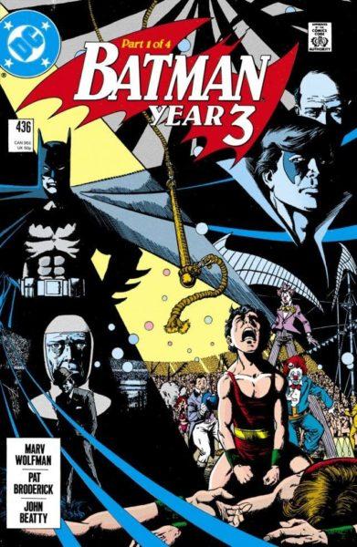 Batman #436 (Year 3 pt1)