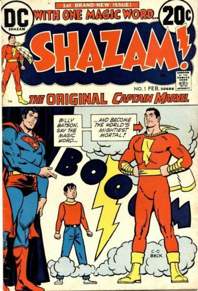 SHAZAM The Original Captain Marvel