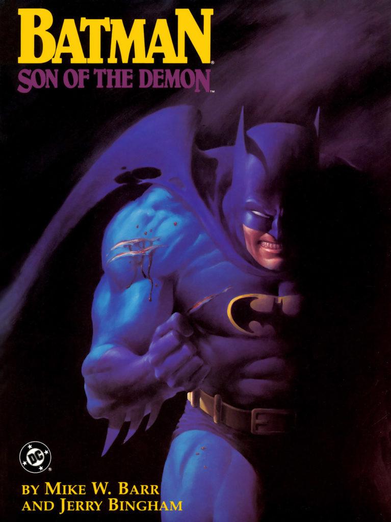 Batman Son of the Demon