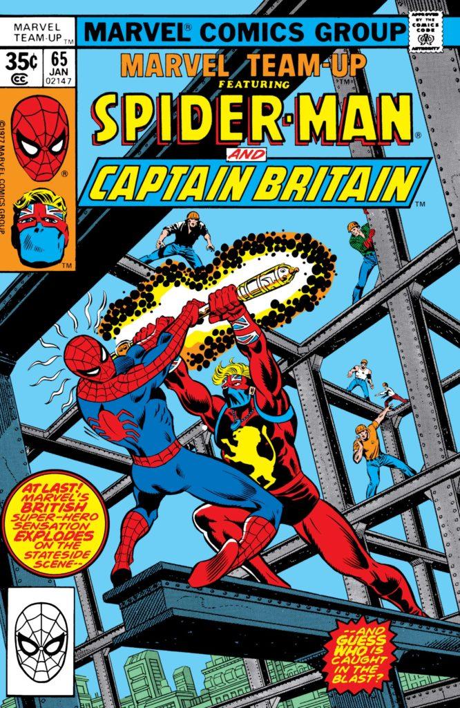 Marvel Team Up #65