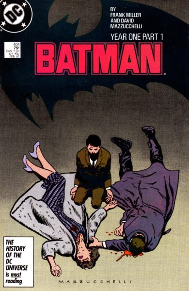 Batman Year One Part 1