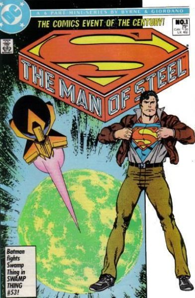 The Man of Steel 1