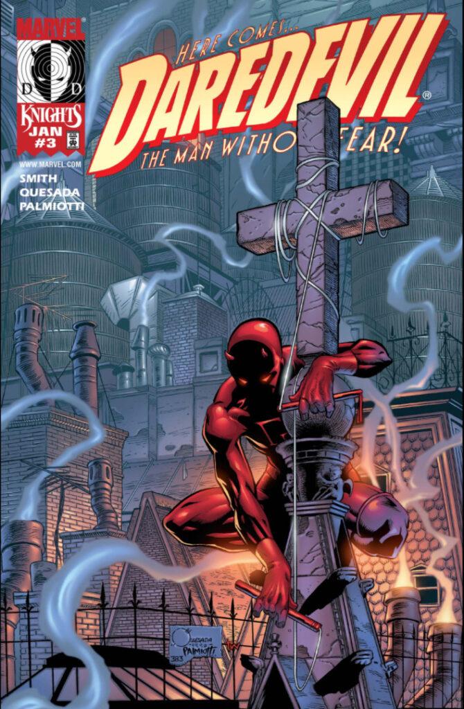 Daredevil: Gaurdian Devil #3
