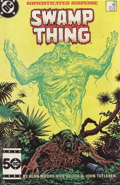 swamp thing #37